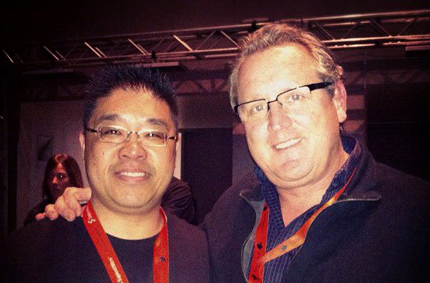 Calvin Lee and Mark Schaefer - Return on Influence #SXSW