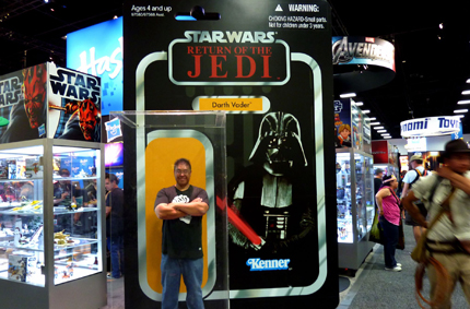 Star Wars: Darth Vadar: San Diego Comic Con 2012