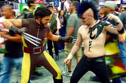 Wolverine: San Diego Comic Con 2012